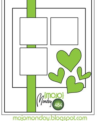 Mojo Monday Treat Card