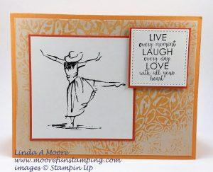 wax paper resist on glossy cardstock