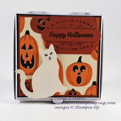 RemARKably Created Blog Hop – Last minute Halloween treats