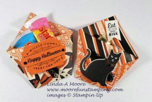 halloween diaper fold pouch