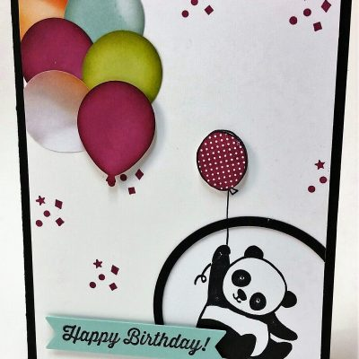 Remarkable Sale-a-Bration Kick off Blog Hop –  Panda Style