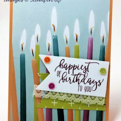 Picture Perfect Party Birthday Card