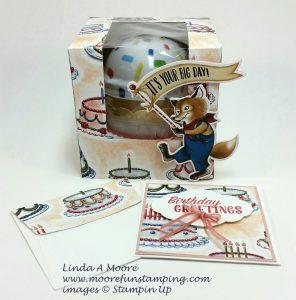 cupcake or candle box