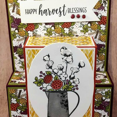 Country Home – What's new at Stampin Up Blog Hop