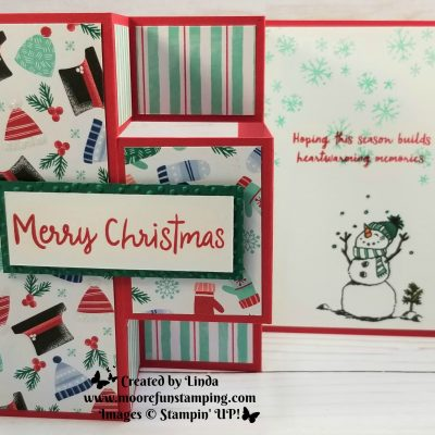 Joy of Sets Blog Hop – Tri Fold Card – September 2019