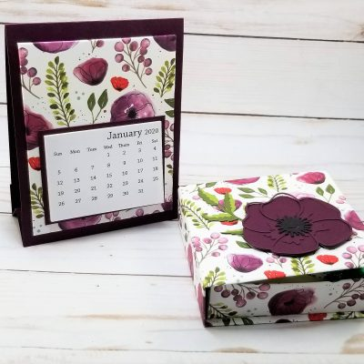 What's New at SU January Blog Hop – Peaceful Poppies Suite