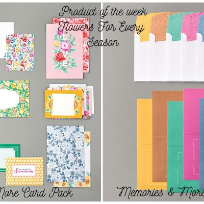 Flowers for Every Season Suite – Product of the week