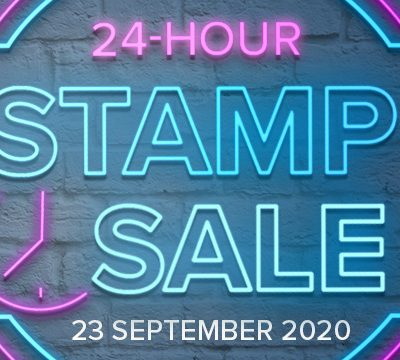 Stampin Up' 24-Hour Stamp Sale