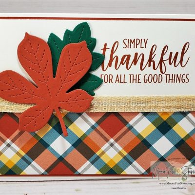 Joy of Sets Blog Hop – Thankful for you