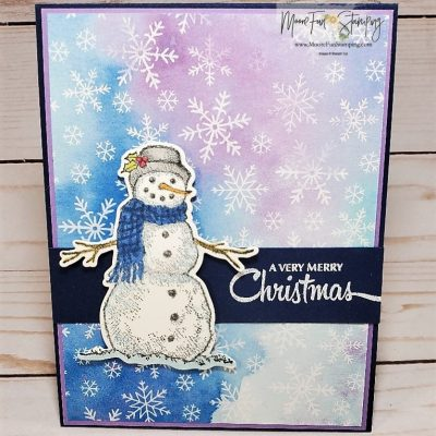 Stamping Around the World Advent Calendar Blog Hop