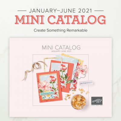 Jan – June 2021 Mini Catalog and Sale-A-Bration Catalog