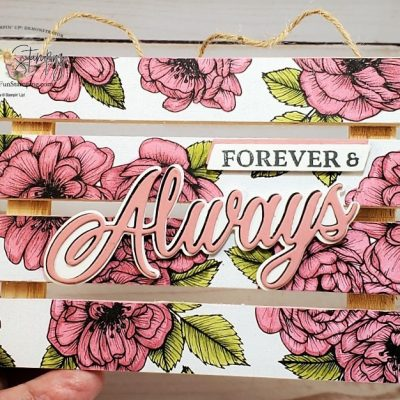 Stamping INKspirations February Blog Hop –  Love