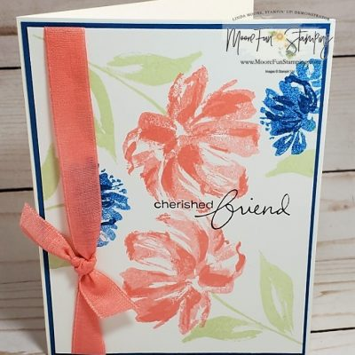 Colour Combo Stampin' Up! February Blog Hop
