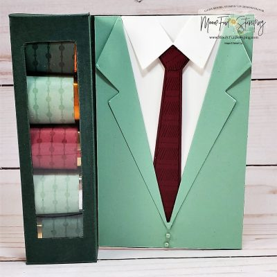 Handsomely Suited Gift Box – May Blog Hop