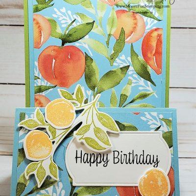 You're a Peach – June Showcase Blog Hop