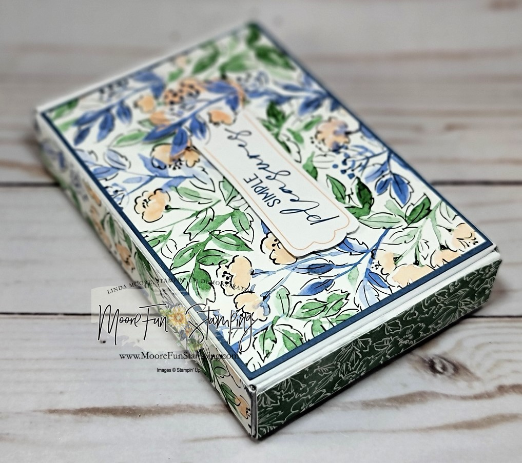 hand-penned box
