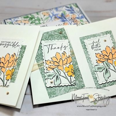 Hand-Penned Stationery: New at SU Blog Hop