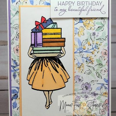 Delivering Cheer – Stamping with Friends Blog Hop
