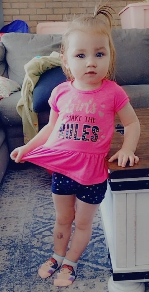 great-granddaughter