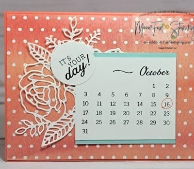 Days to Remember (CASE the Catty) – Stamping with Friends Blog Hop
